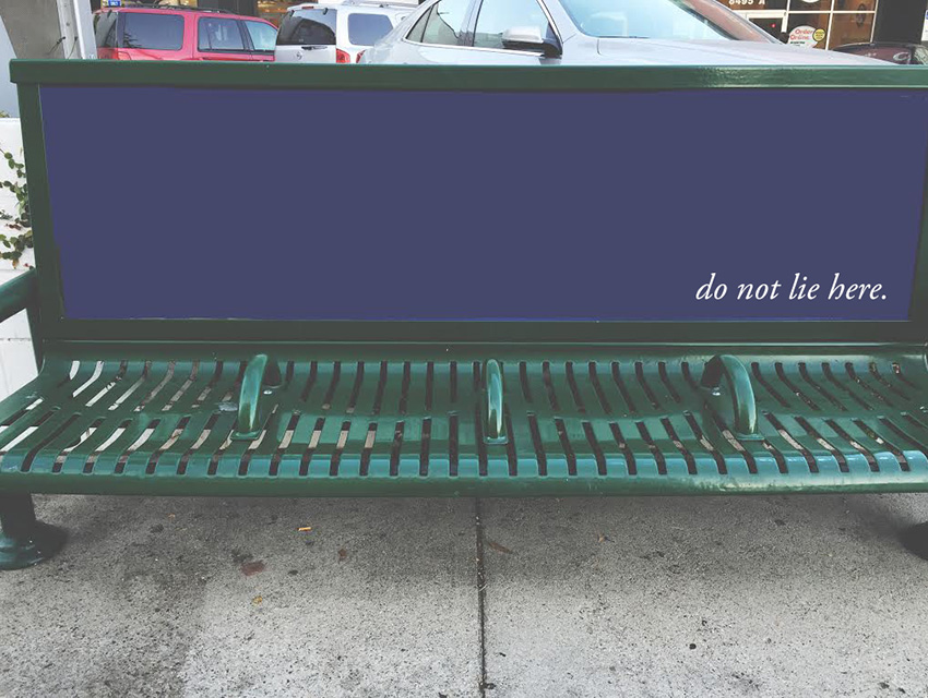 Marvelous Whats Greatand Not So Greatabout L A S Bus Benches Los Caraccident5 Cool Chair Designs And Ideas Caraccident5Info