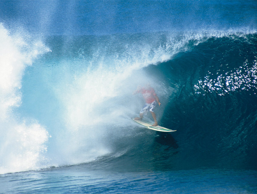 Great Moments in the History of Hawai'i Water Sports