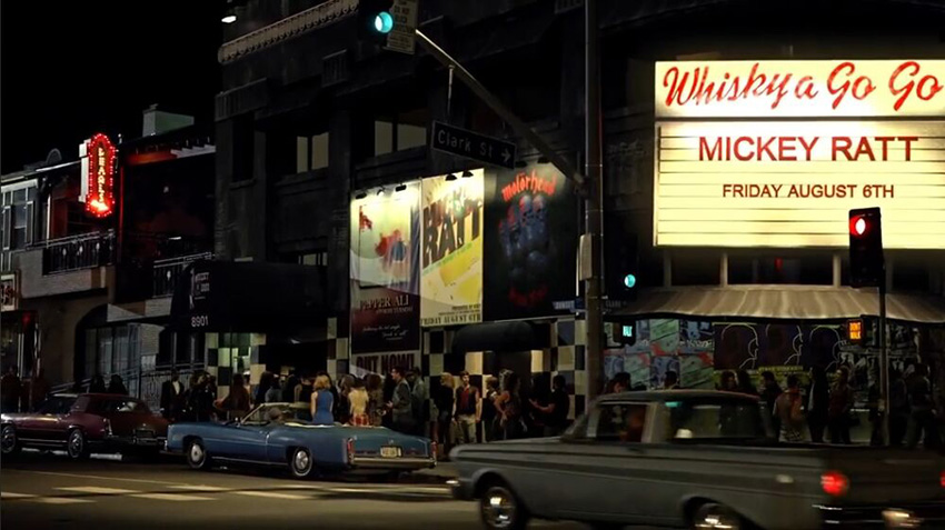 """A screen grab from """"Wicked City"""""""