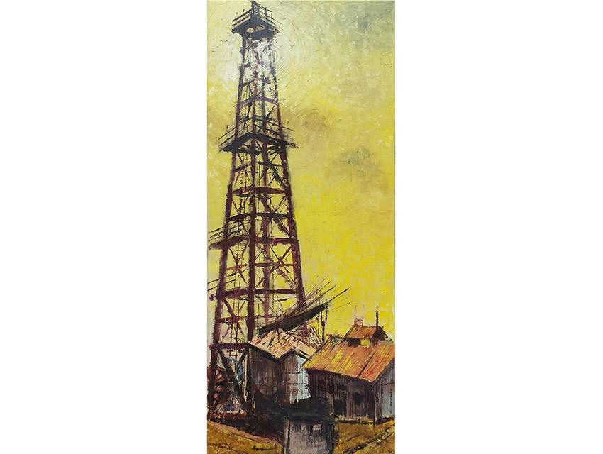 """""""The Wooden Derick,"""" Hawthorne, Calif., 1960"""
