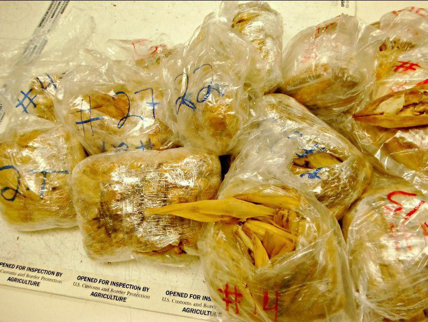 Tamale smuggling