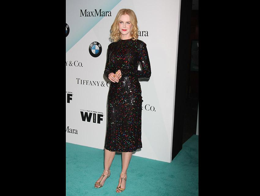 Nicole Kidman at WIF