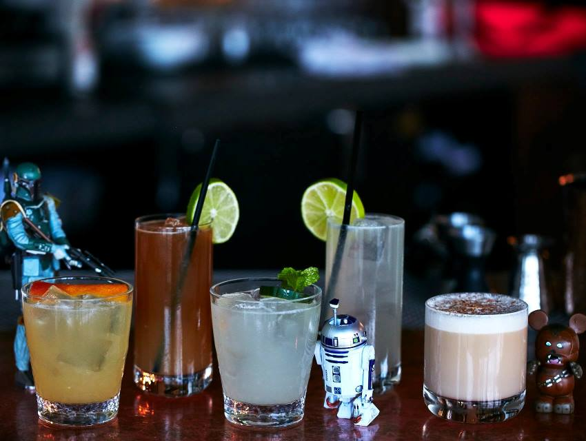 Catch & Release's Star Wars Cocktails