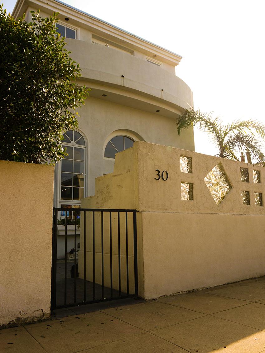 The home in November 2012