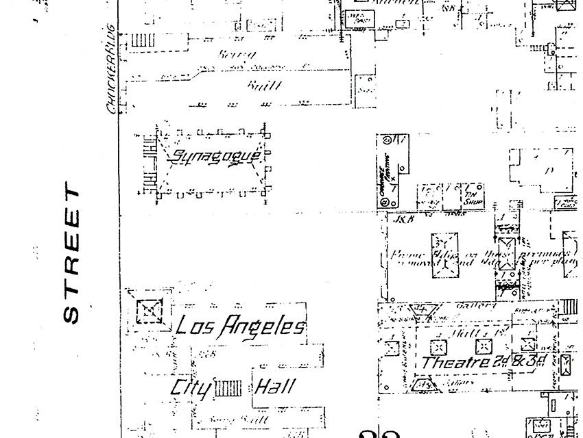 Sanborn Fire Insurance Atlases, Volume 1 sheet 22b, 1888