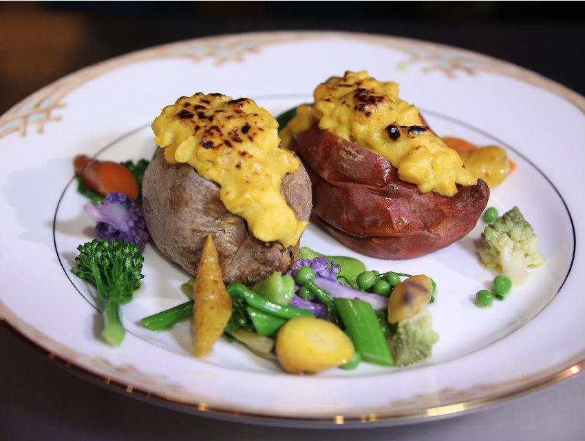 Golden Globes Food Potato