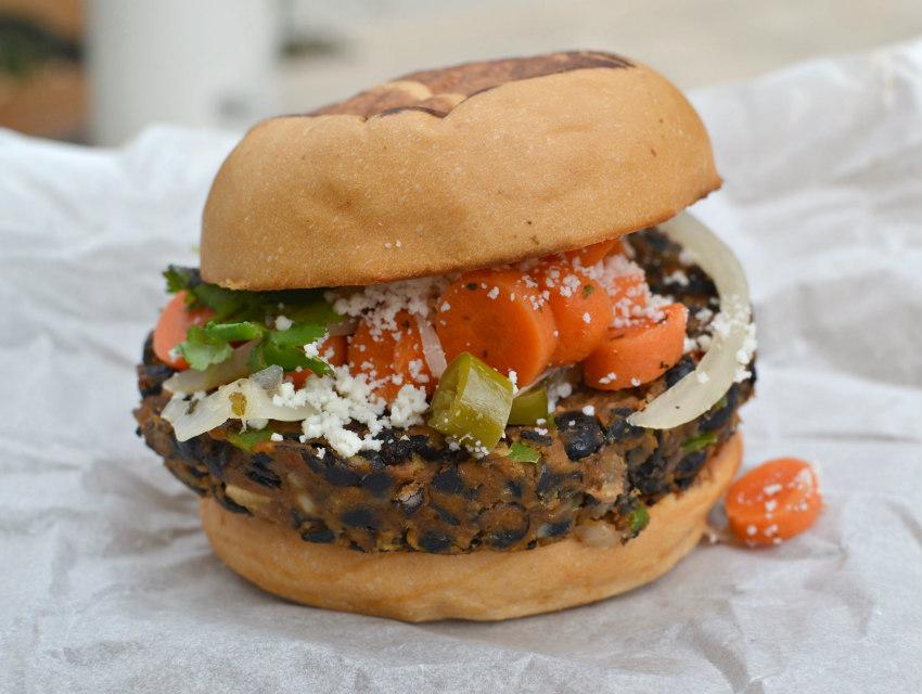 Black Bean from Umami Burger