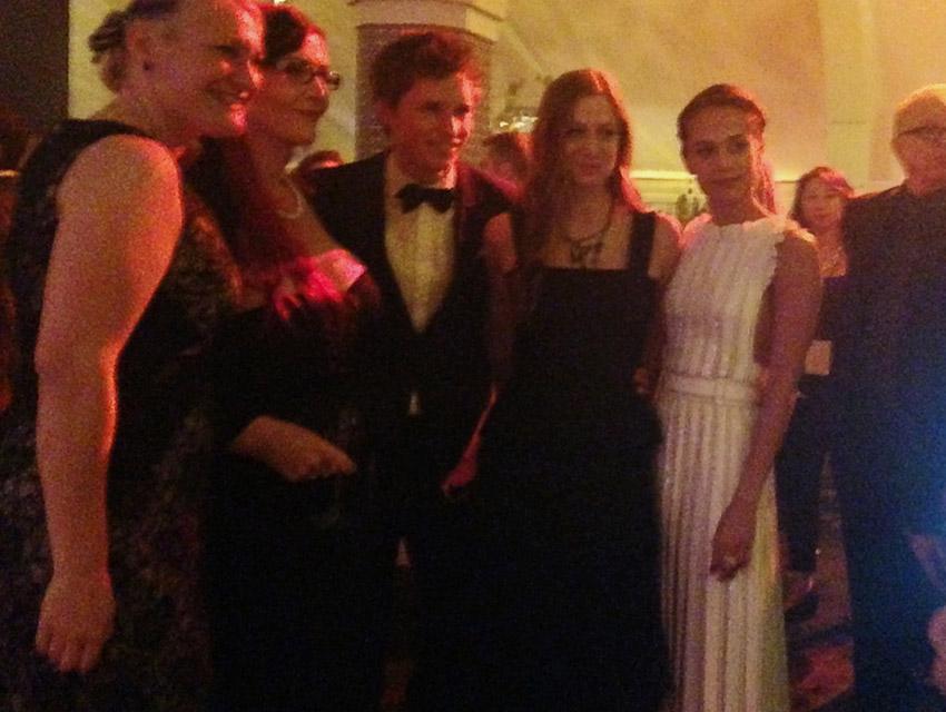The Danish Girl cast