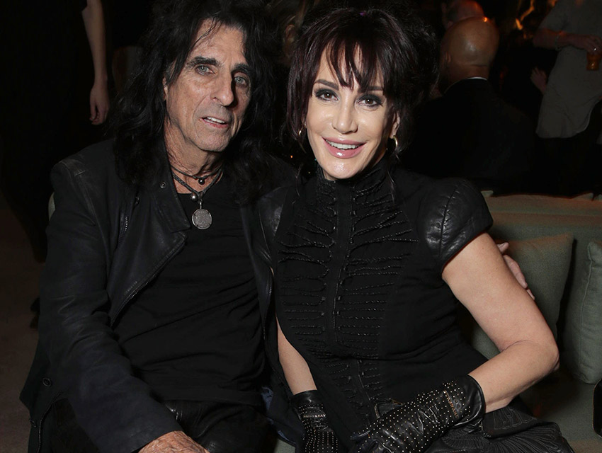 Alice and Sheryl Cooper attend Universal Music Group's 2016 Grammy After Party presented by American Airlines and Citi