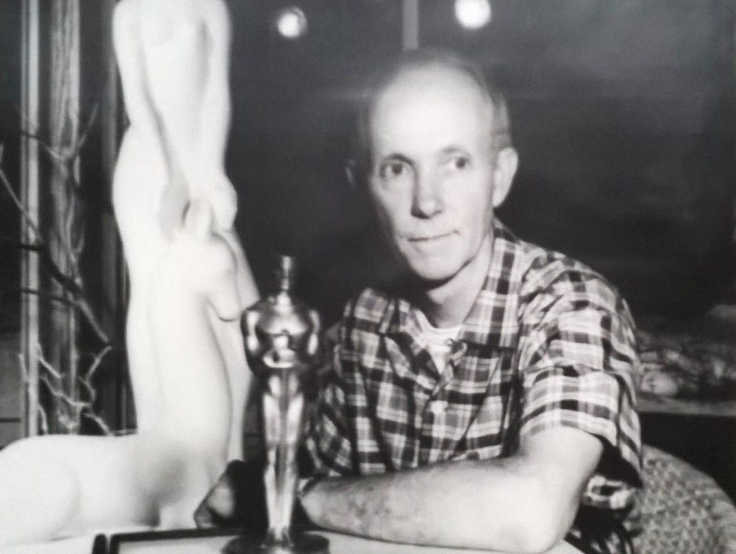 Meet George Stanley, Sculptor of the Academy Award