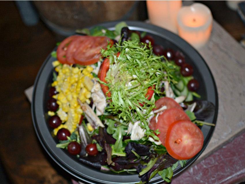 A nice garden salad