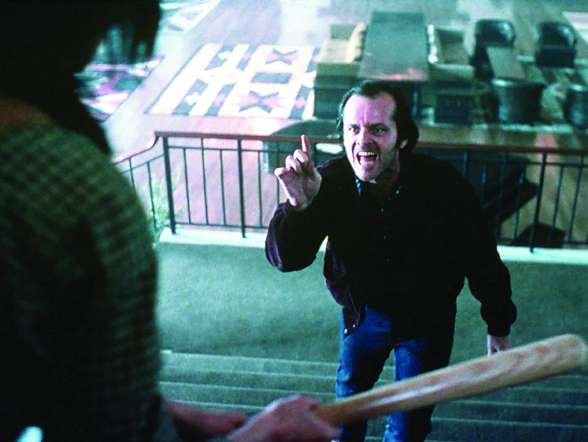 Stanley Kubrick's 1980 film The Shining casts a long shadow over today's horror films