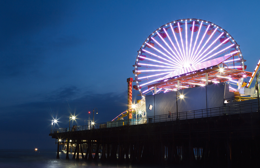 Santa-Monica-Pier-(Rodney-Houle,-Flickr)