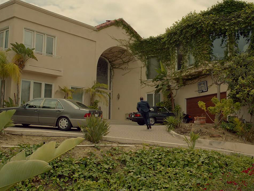 "A screen shot of the home in ""The People v. O.J. Simpson"""