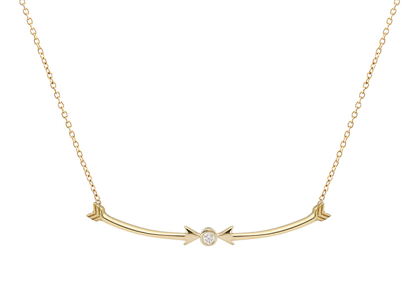 Ambyr Childers Protection Necklace