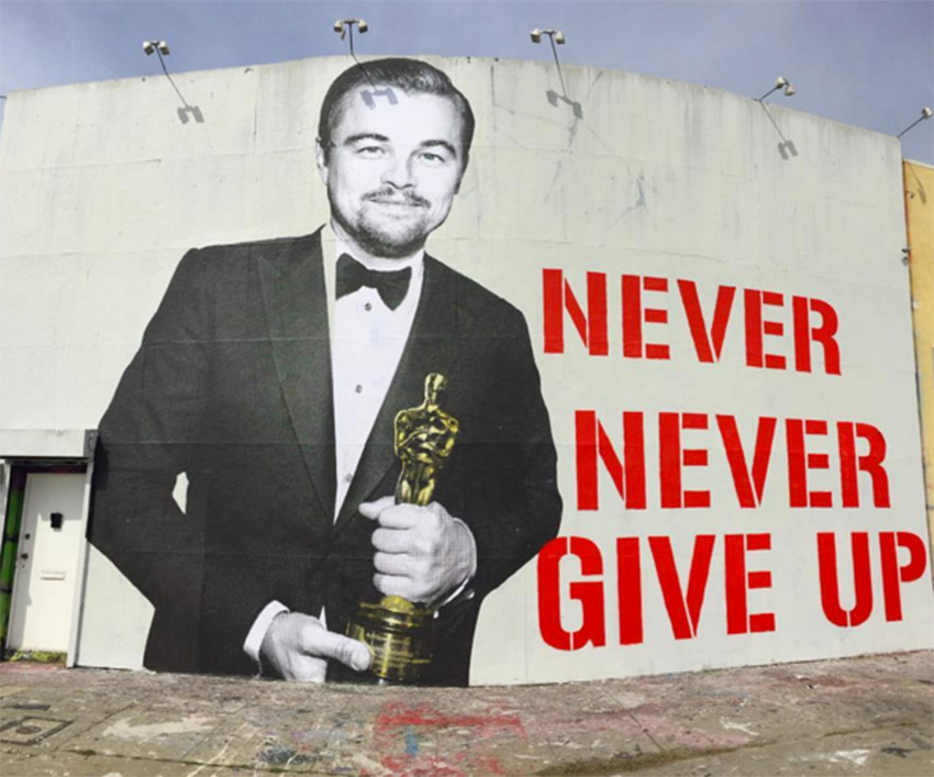 Welcome to la hollywood leo
