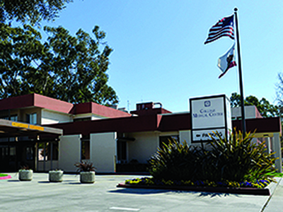 Pacific Hospital's former Long Beach campus