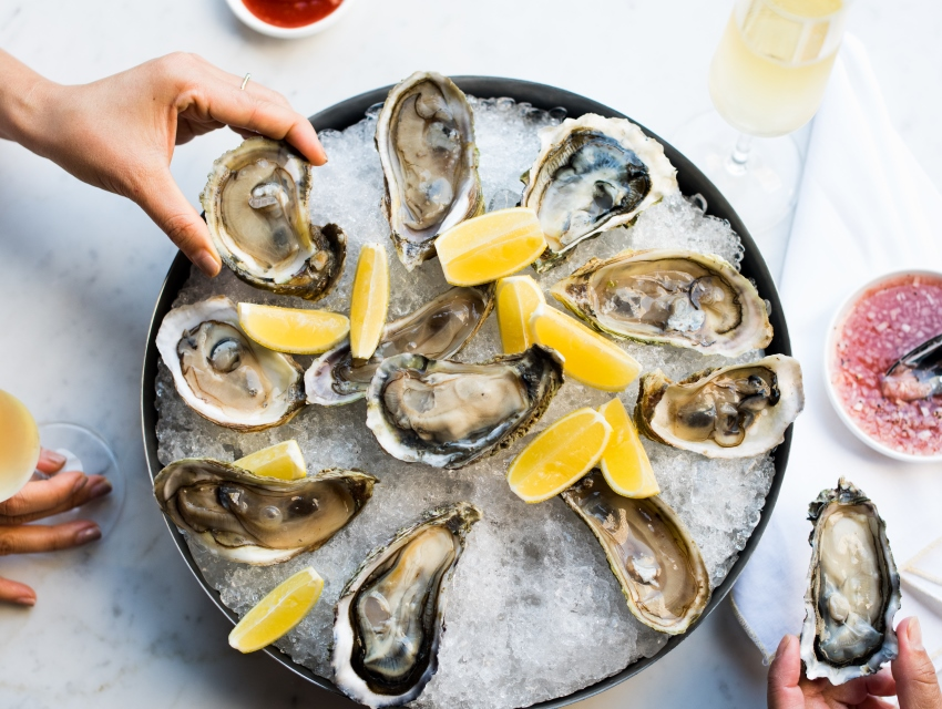 Kendall's oysters.
