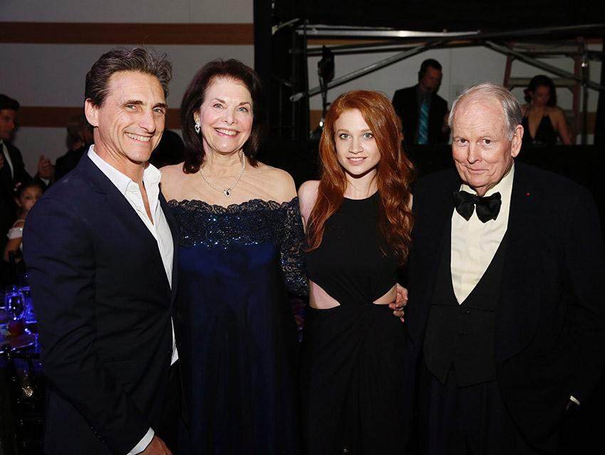 Lawrence Bender, Sherry Lansing, Sarah Hay, Robert Day