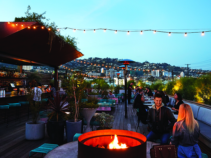The Views Are As Good As The Food At These 5 Rooftop Restaurants