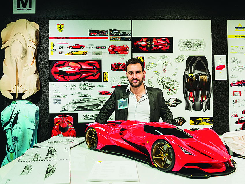 Why Artcenter S Auto Design Program Is One Of The Most