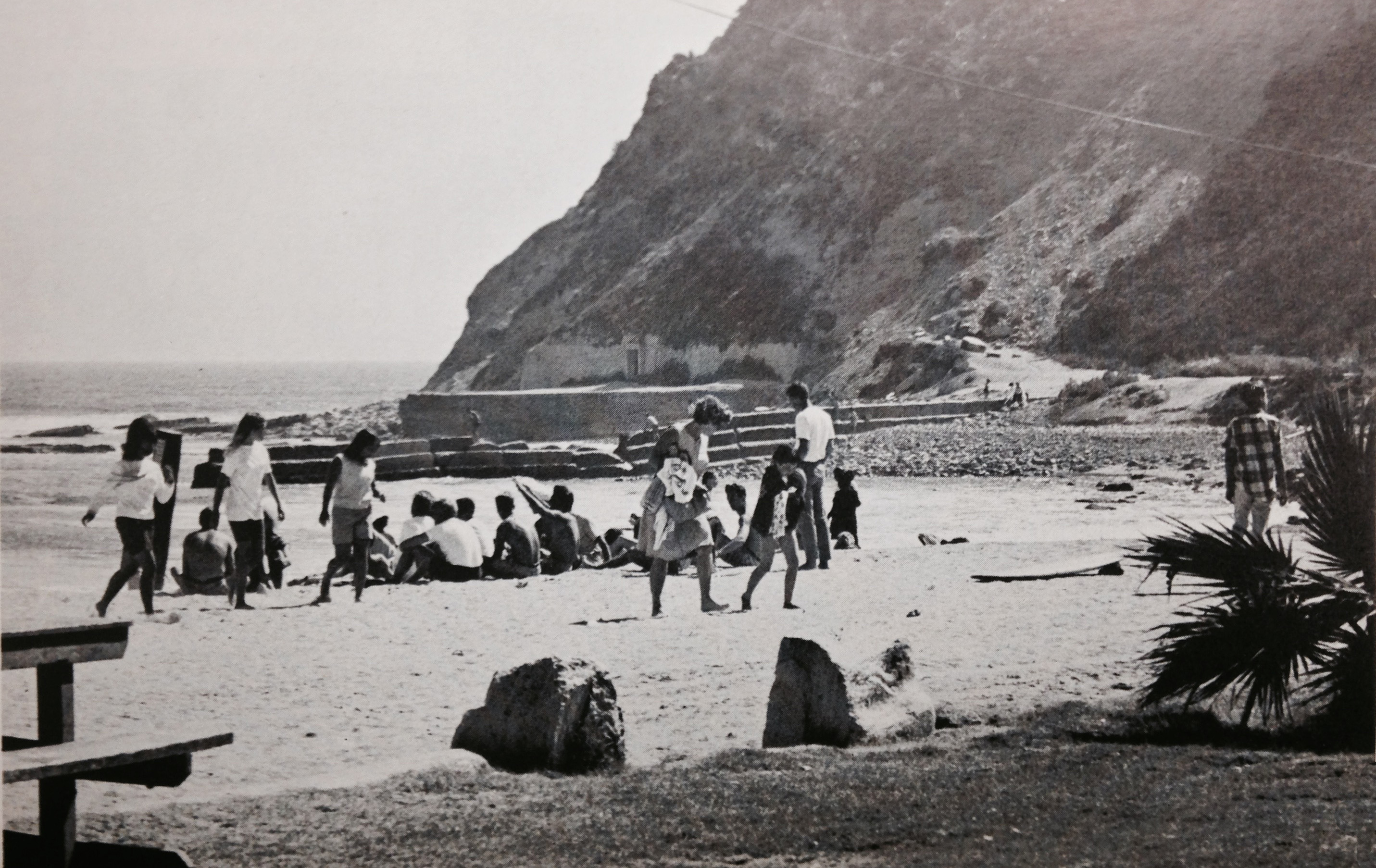 Cabrillo Beach, named for San Pedro's peripatetic discoverer, will eventually be converted to a modern Marina, with the Marine Museum relocating. In the meantime, the cove offers a pleasant spot for swimming and picknicking.