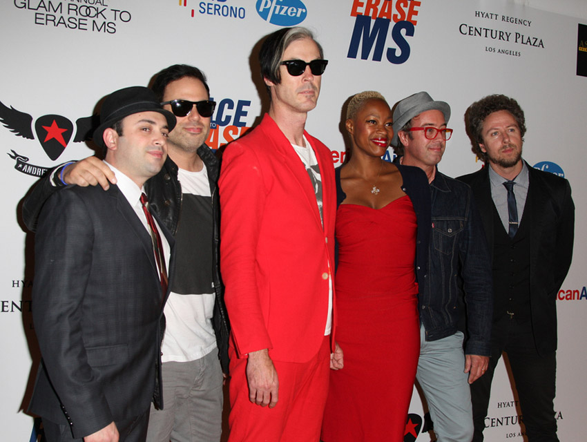 Michael Fitzpatrick, Fitz and the Tantrums at Race to Erase in 2012