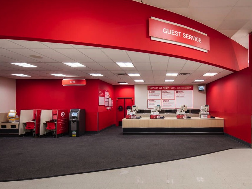 A before picture of the service center