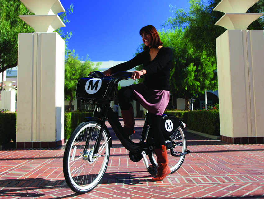 Metro teamed with the LADOT to establish the program, relying on Bicycle Transit systems and its partner, BCycle, to implement it
