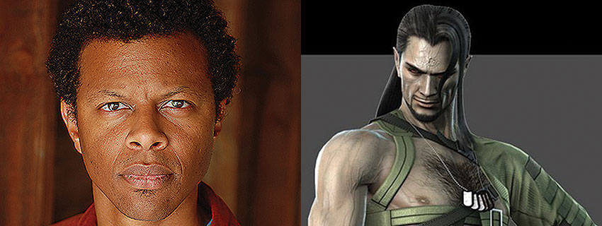 Phil Lamarr voices Vamp on Metal Gear Solid, among other characters