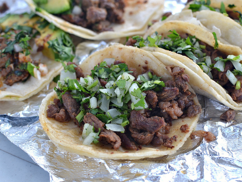 carne taco