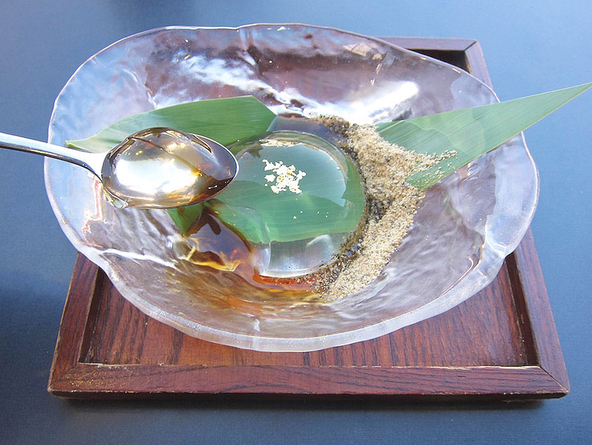 Where To Find That Viral Raindrop Cake In Los Angeles Los