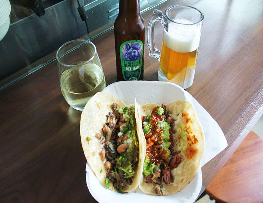 Primos—aka, tacos—at Loqui