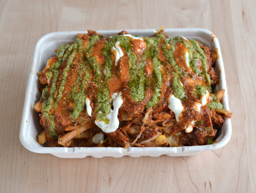 Carnitas Fries 2