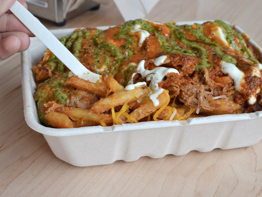 Carnitas fries 3