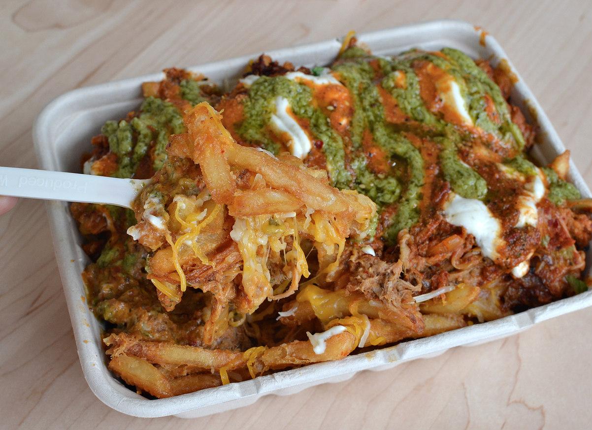 Carnitas fries 4