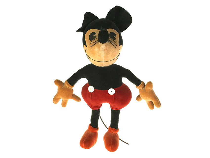 Ten Vintage Disney Collectibles That Sold For More Than A