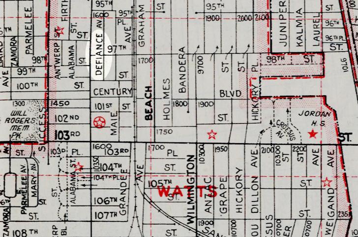 Renie Commercial Atlas, Jack Renie, 1946