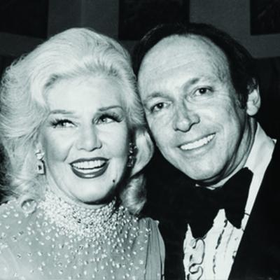 Ginger Rogers and Marvin Paige