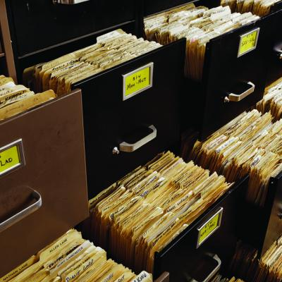 Files from the Eric Caidin collection