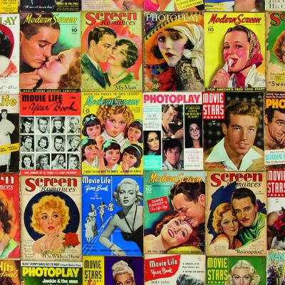 Fan magazines from the Marvin Paige collection