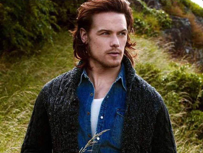 A house heughan bought sam Ruby Rose