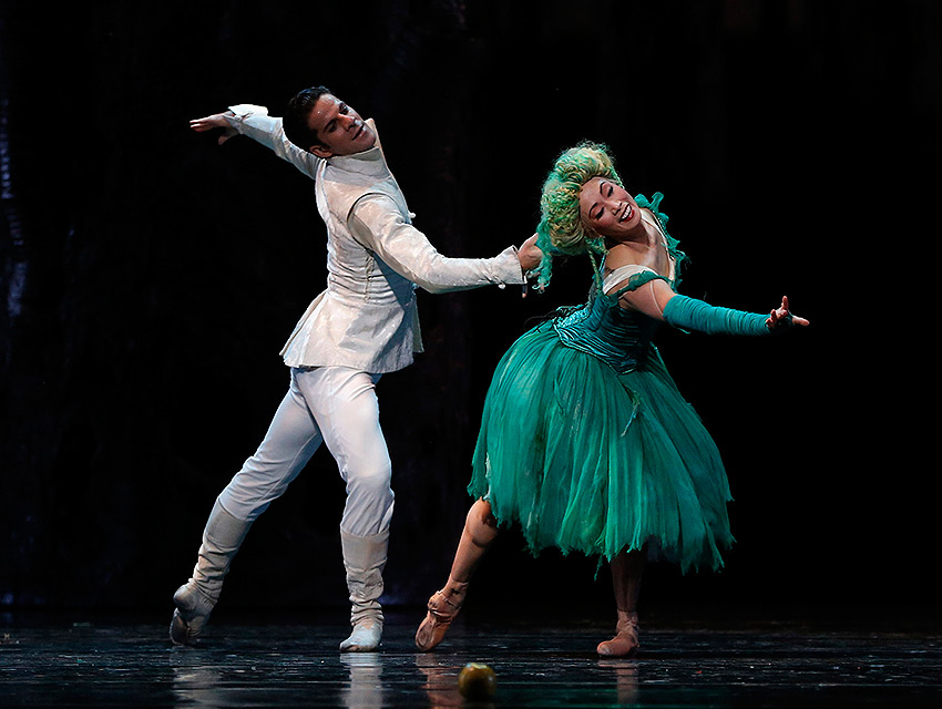 Misty Copeland lights up Met stage during ABTs season