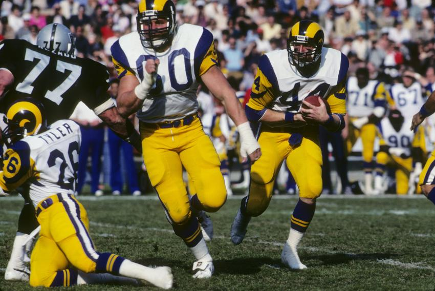 7cebad8b60f The 1970s Were the L.A. Rams' Most Dramatic Decade