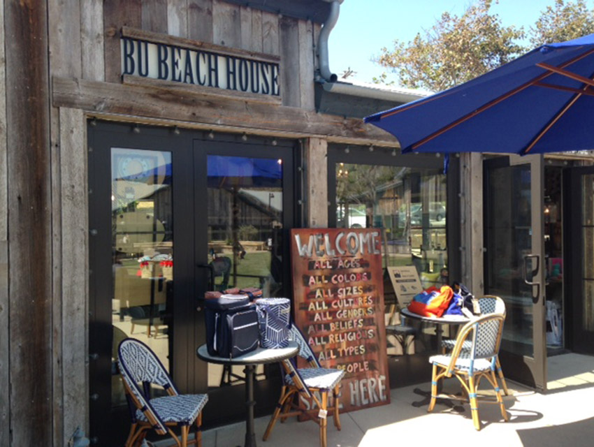 Home and gift store Malibu Beach House
