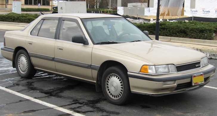 First-generation Acura Legend