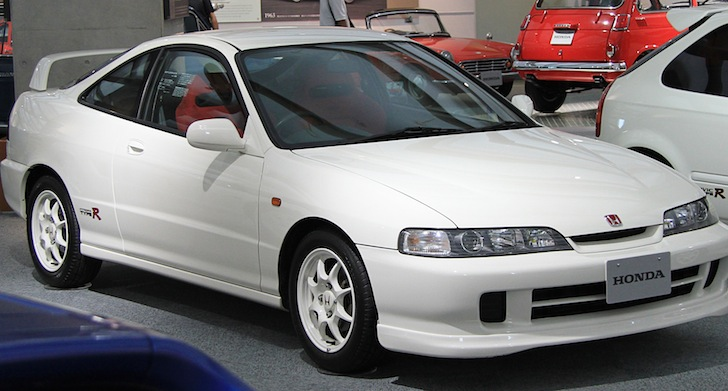 Honda Acura Integra