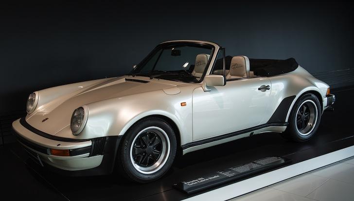 PORSHE 911 Turbo Cabrio Studie (1981)
