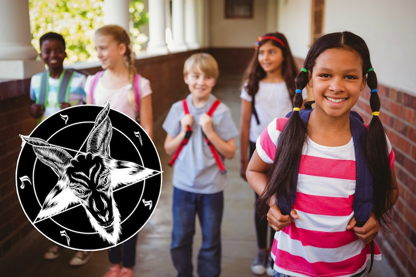 L A 's After School Satan Club Is Coming for Your Children Los