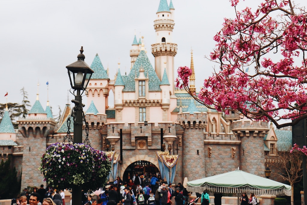 What S Really Inside The Castle At Disneyland